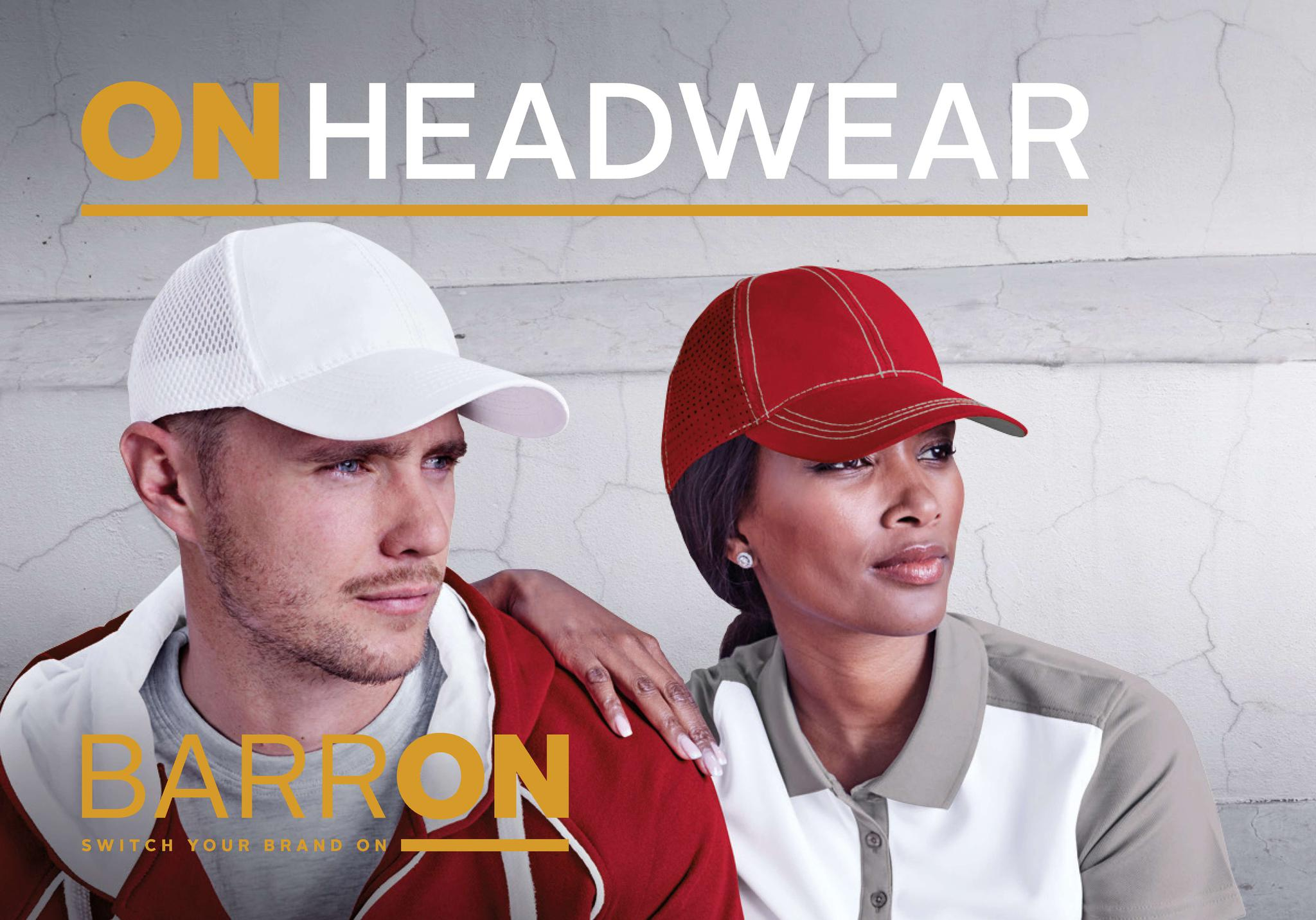 Barron Headwear Catalogue
