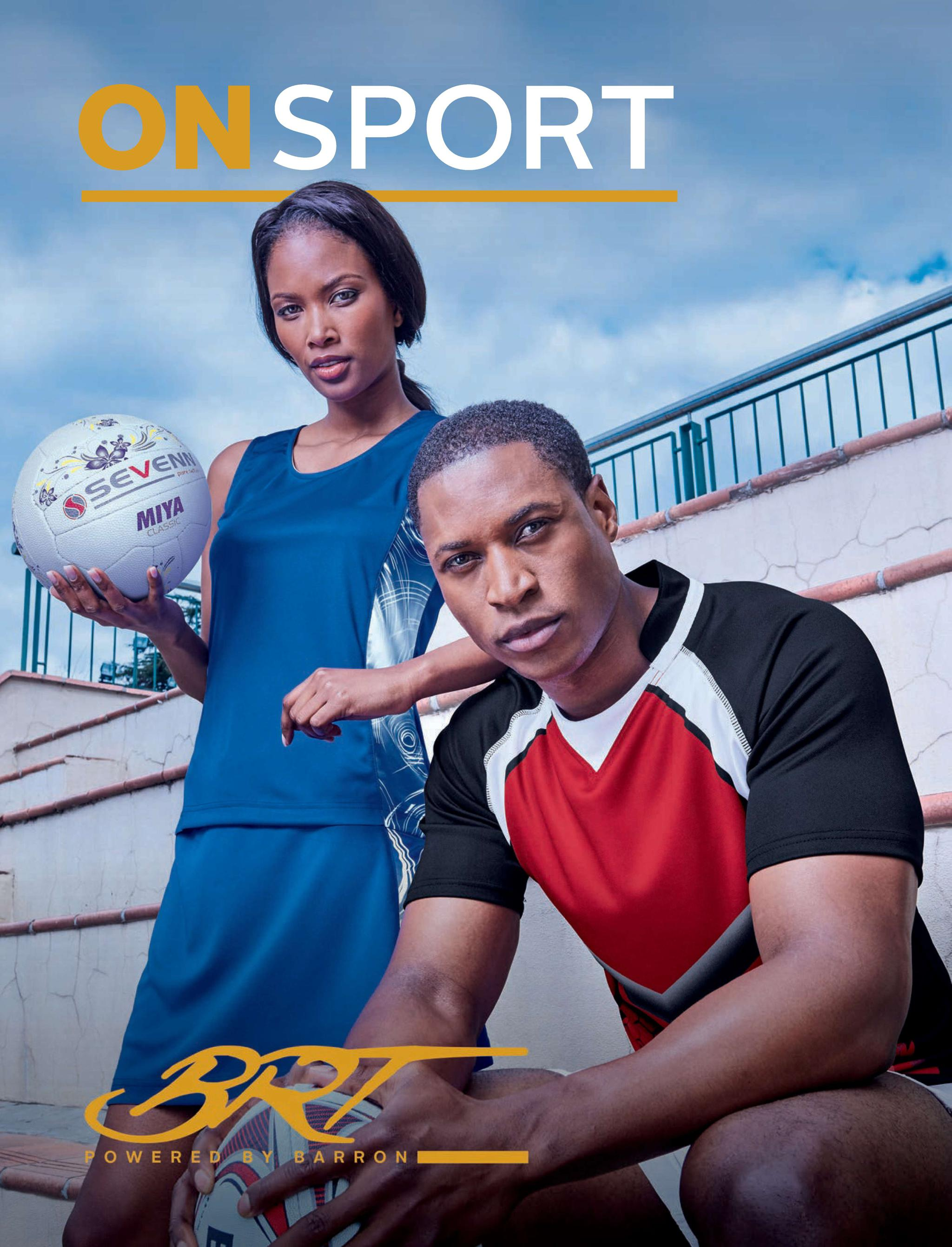 Barron Sports Catalogue