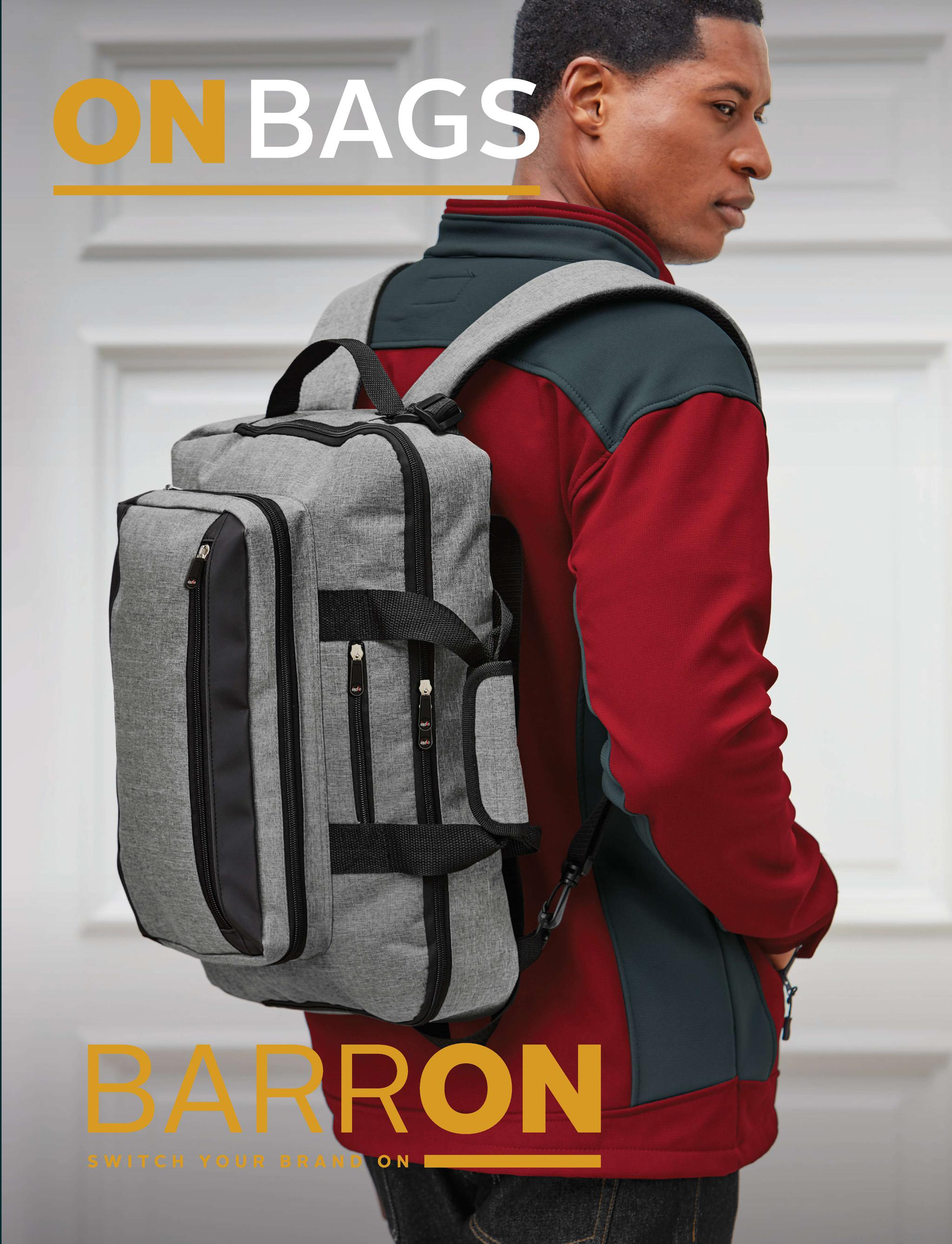 Barron Bags Catalogue